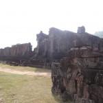 Une des annexes du temple de Champasak.