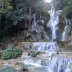 La cascade Tat Kuang Si.