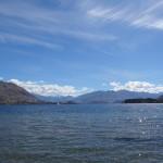 Les rives du lac Wanaka.