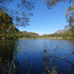 Le lac Diamond.