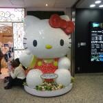 Et bien sur : Hello Kitty.