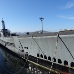 Un ancien sous-marin a pris sa retraite en tant que musée.