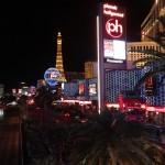 Vegas by night.