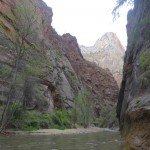 Les narrows de Zion.