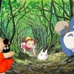 Quelques personnages japonnais célèbres: ceux issus des films d'animation de Miyazaki,