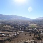 à ça (Tafi del Valle, début des vallées Calchaquies).