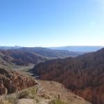 À une heure de route de Tupiza, on prend un peu plus d'altitude.