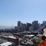 Les gratte-ciel de San Francisco.