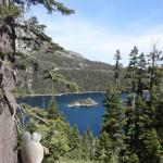 Le lac Tahoe est le plus grand lac alpin des États-Unis.