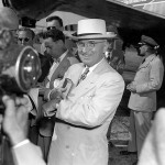 et Harry Truman  merci d'avoir contribué au canal de Panama et à ce transfert de technologie chapelière !