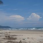 Playa Hermosa, la bien nommée.